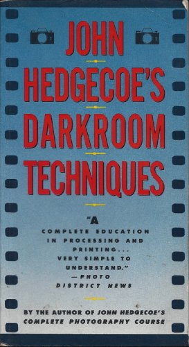 John Hedgecoe's Darkroom Techniques (9780671664428) by Hedgecoe, John