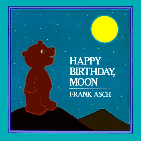 9780671664541: Happy Birthday, Moon (Moonbear)