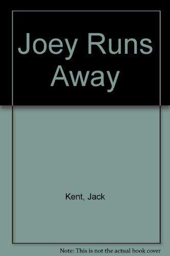 9780671664619: Joey Runs Away