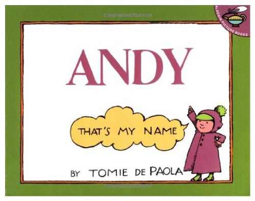 9780671664657: ANDY, THAT'S MY NAME
