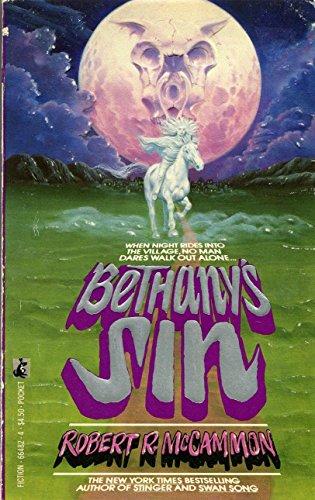 9780671664824: Bethany's Sin