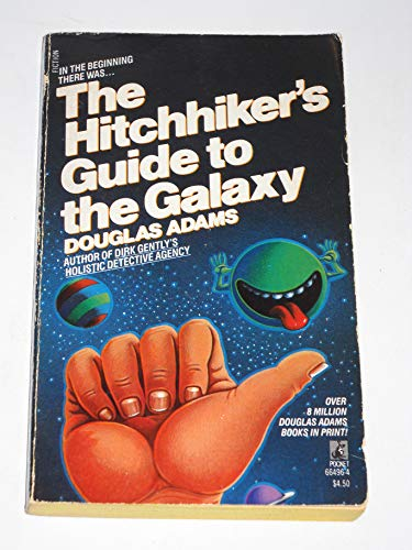 The Hitch-Hikers Guide to the Galaxy (Hitch-Hikers Guide to the Galaxy No. 1): Adams, Douglas