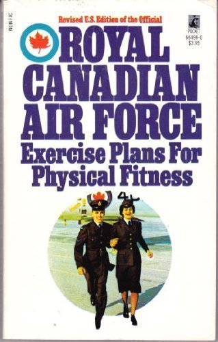 9780671664985: RCAF EXERCISE PLAN