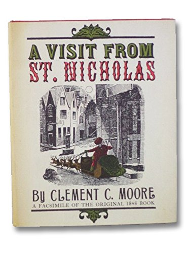 9780671665388: A Visit From St. Nicholas