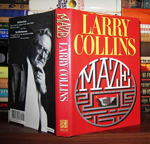 Maze: A Novel: Larry Collins
