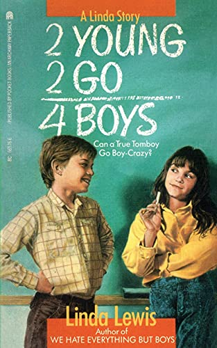 9780671665760: 2 Young 2 Go 4 Boys
