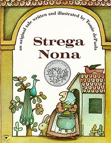 9780671666064: Strega Nona: An Old Tale (Aladdin Picture Books)