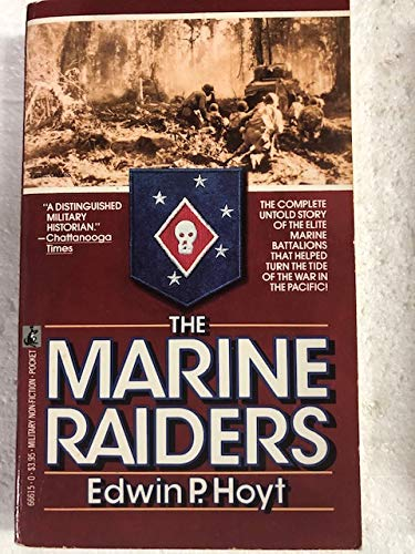 9780671666156: The Marine Raiders