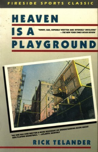 9780671666507: Heaven is a playground (Fireside sports classic)
