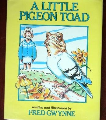 A Little Pigeon Toed: Gwynne, Fred