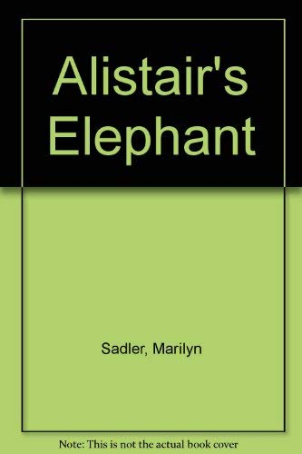 9780671666811: Alistair's Elephant