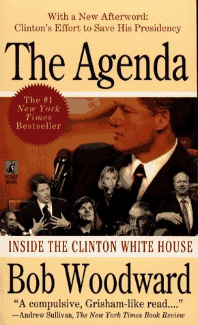 9780671666842: The AGENDA: INSIDE THE CLINTON WHITE HOUSE