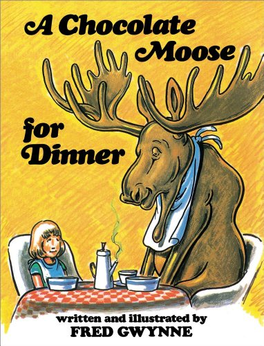 9780671666859: A Chocolate Moose for Dinner