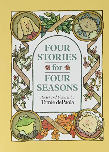 9780671666866: Four Stories for Four Seasons