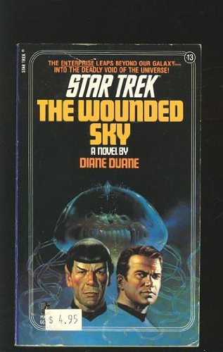 9780671667351: The Wounded Sky (Star Trek, No. 13)