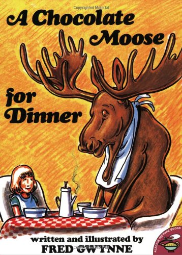 9780671667412: A Chocolate Moose for Dinner
