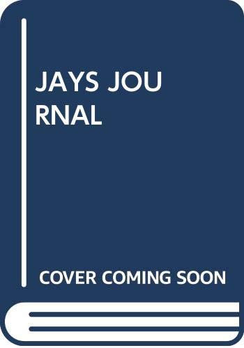 9780671667474: Jays Journal