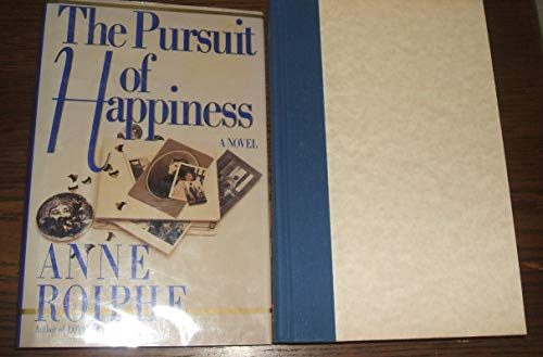 9780671667542: The Pursuit of Happiness: A Novel