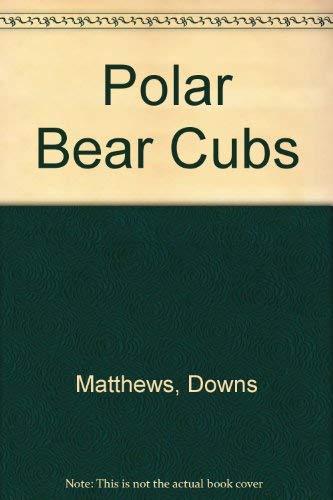 9780671667573: Polar Bear Cubs