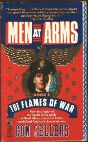 FLAMES OF WAR (Men at Arms, Book: Sellers, Con