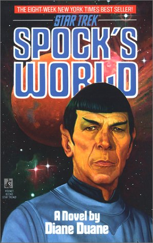 9780671667733: Spock's World (Star Trek: the Original Series)