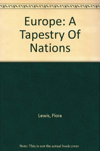 9780671668297: Europe: A Tapestry Of Nations