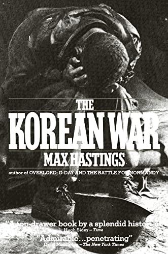 9780671668341: The Korean War