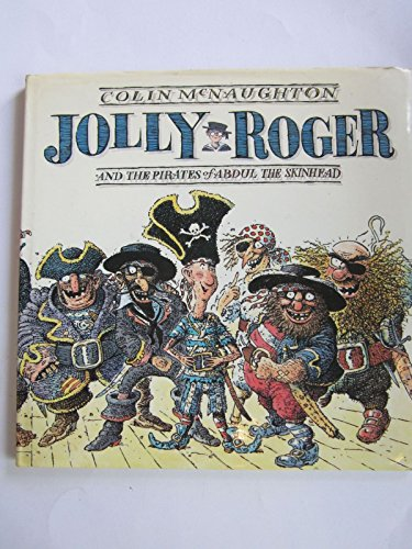 9780671668433: Jolly Roger and the Pirates of Abdul the Skinhead