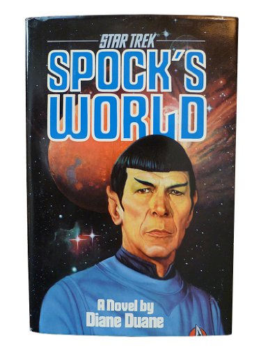 9780671668518: Spock's World