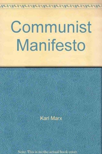 9780671668792: Communist Manifesto