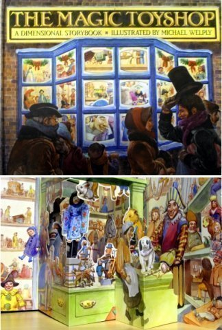 The Magic Toyshop (9780671669072) by Seymour, Peter S.; Haber, Jon; Welply, Michael; Smith, Rodger