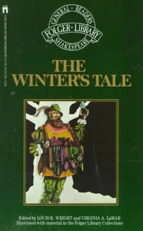 9780671669171: The Winter's Tale (Folger Library General Reader's Shakespeare)