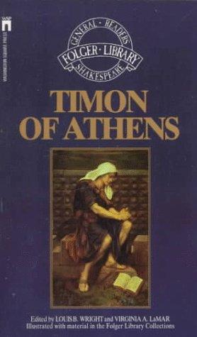 9780671669355: Timon of Athens