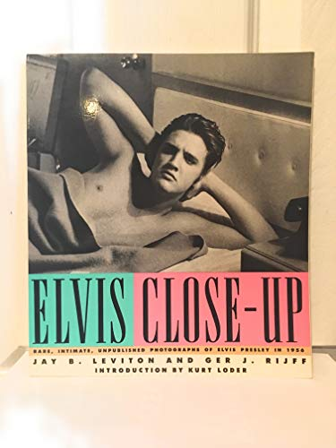9780671669553: Elvis Close-Up: Rare, Intimate Photographs of Elvis Presley in 1956