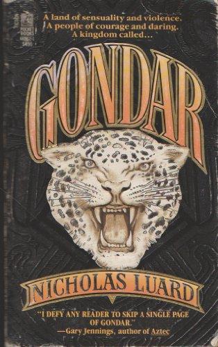 9780671669621: Gondar