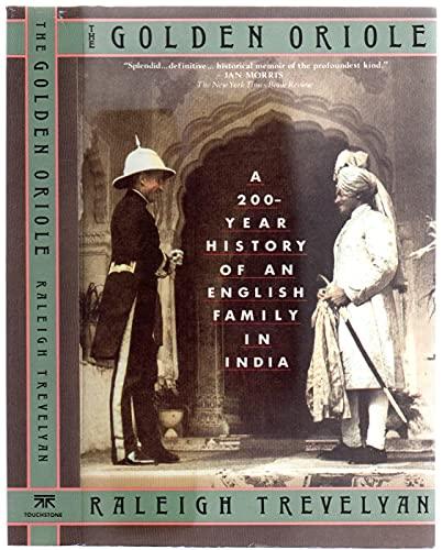 9780671669775: The Golden Oriole (A Touchstone book)