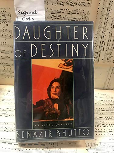 9780671669836: Daughter of Destiny: An Autobiography