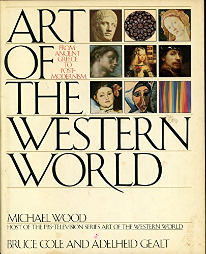 9780671670078: Art of the Western World: From Ancient Greece to Post-Modernism
