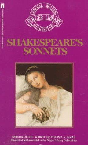 9780671670474: Shakespeare's Sonnets (The New Folger Library Shakespeare)