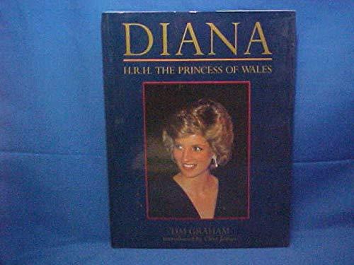 9780671670580: Diana: H.R.H. the Princess of Wales
