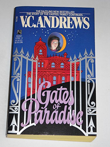 9780671670641: Gates of Paradise (The Casteel Family)