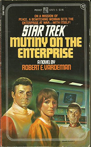 9780671670733: MUTINY ON THE ENTERPRISE STAR TREK 12