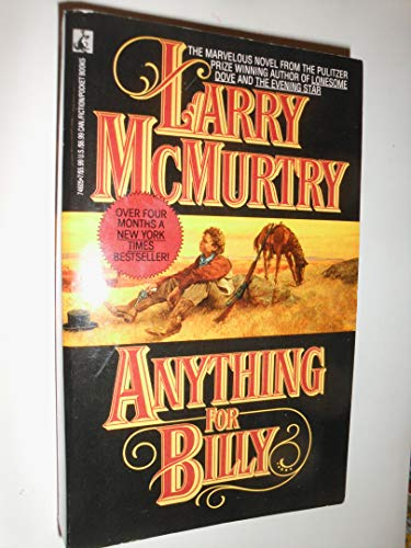 Anything for Billy: Larry McMurtry