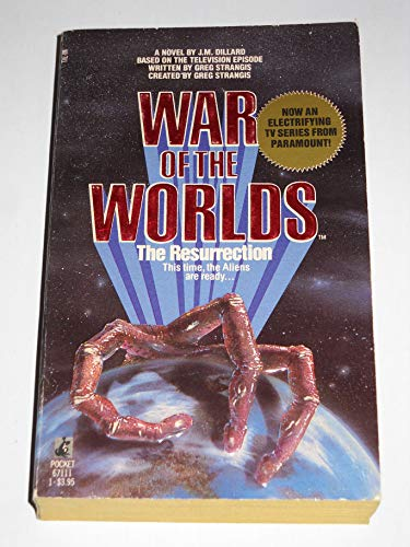 9780671671112: War of the Worlds: The Resurrection