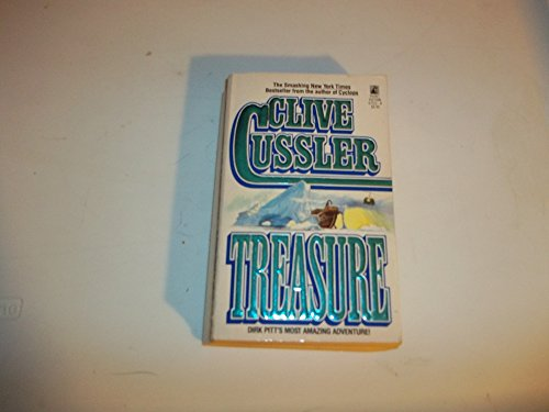 9780671671136: Treasure (Dirk Pitt Adventure)