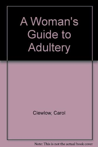 9780671671167: A Woman's Guide to Adultery