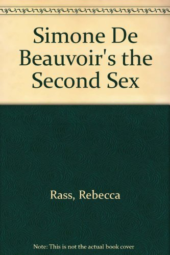 9780671671266: Simone De Beauvoir's