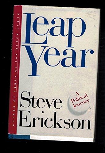 LEAP YEAR.: Erickson, Steve.