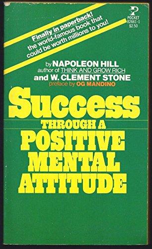 9780671671372: Title: Success Through a Positive Mental Attitude