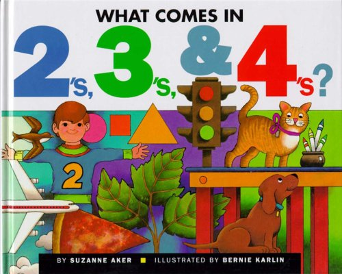 9780671671730: What Comes in 2's, 3's & 4's?